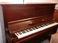 CHAPPELL OVER STRUNG PIANO 7 AND A QUARTER OCTAVE £299 CAN DELIVER