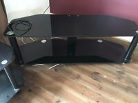TV stands big and small great condition !