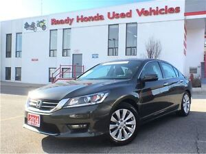 2014 Honda Accord Sedan EX-L | Leather | Sunroof | Alloys