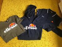 ellese t shirt, polo and jumper set