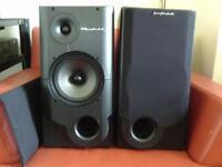 wharfedale sapphire sp83 speakers
