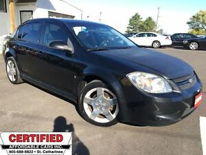 2008 Chevrolet Cobalt SPORT**HTD LEATHER, ROOF,REMOTE START**