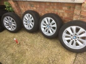 BMW 1 Series wheels