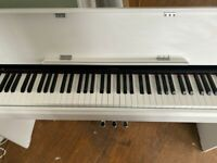 Yamaha YDP S34 Digital Piano white 88 weighted keys