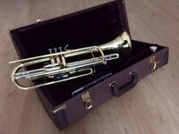 Bach Professional Model B188 Bass Trumpet