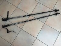 Walking poles, pair as new