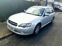 2004 subaru legacy 4/4 one owner subaru history year Mot drives superb £950 half price sale px wel