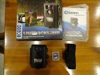 brand new swann night vision portable video camera
