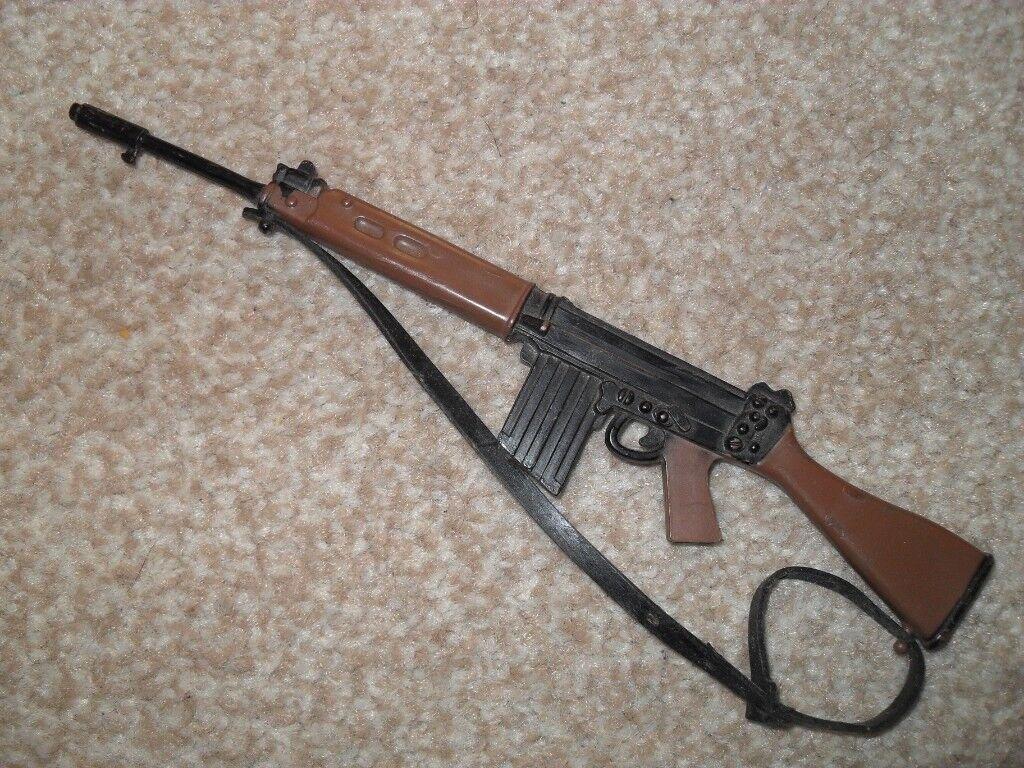 Action Man Slr Rifle In Pocklington North Yorkshire