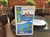 Outside pool 10 ft x 4 ft new in box