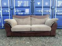 SCS Brown 3+2 Seater Sofas *Excellent Clean Condition*