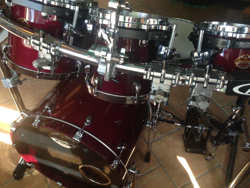 Tama Starclassic - Maple - Full PRO set-up | in Hull, East Yorkshire