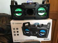 Goodmans Bluetooth Boombox