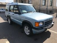 51 landrover discovery td5 , 7 seater jeep