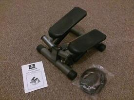 Bodystyle Fitness Mini Twist Stepper with Bungees