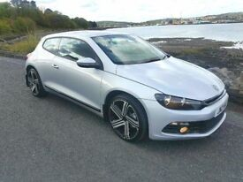 VW SCIROCCO 2.0 TDI COUPE 1 LADY OWNER MAY SWAP\ PX