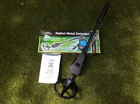 Toy metal detector by National Geographic.