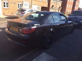 BMW 5 series 525d saloon diesel automatic 2004 e60 150k 1 owner