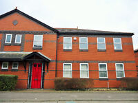 Air Conditioned Office To Rent - 9 Car Parking Spaces - Close to City centre and Train Station