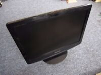 Samsung SyncMaster 2032MW 20 inch LCD TV