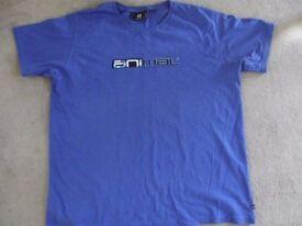 Animal Tee Shirt in Blue