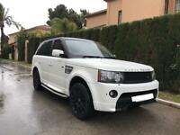 Range Rover Sport tdv6 Sc kit