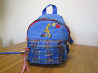 Rucksack for toddler or pre-schooler