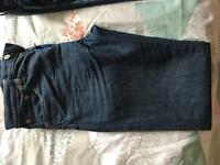 Gstar & Levi jeans