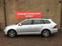 VW GOLF 1.6 TDI BLUEMOTION (10) 1 YEAR MOT , SERVICE HISTORY, WARRANTY NOT A3 FOCUS ASTRA MONDEO 308