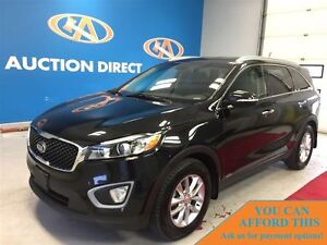 2016 Kia Sorento LX, ALLOYS, BLUETOOTH, HEATED SEATS! FINANCE NO
