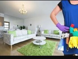 High Class Cleaning Services!