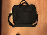 Black laptop bag - £5