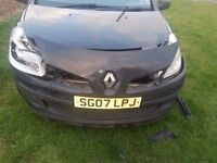 £450 NO OFFERS! RENAULT CLIO 1.5 DCI ( CAT C ) CHEAP TO RUN