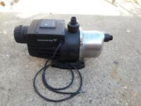 Grundfos MQ3-45 water Booster pump