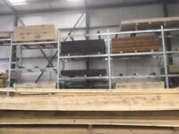 Sawn timber 2 x4