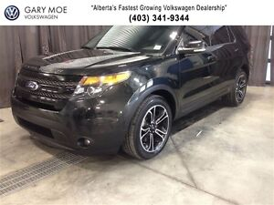 2015 Ford Explorer Sport with every option!