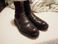 Trickers Henry Brogue Boots 6.5