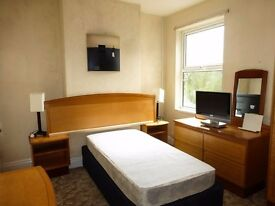 £395 Room Available with en-suite in House Share all Bills Included - Hampton Road, Erdington, B23