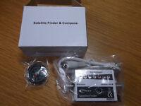 Satellite Finder Meter & Compass.