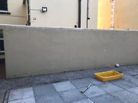 labourer / builder wanted to remove wall