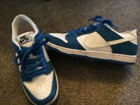 Nike SB Dunk Low Ishod Wair Blue Spark - UK Size 8