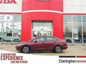 2013 Honda Civic EX, 1 Owner, Great Price