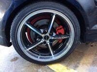 """Alloys wheels audi a3 a4 18"""" WedSport"""