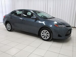 2018 Toyota Corolla LE SEDAN WITH BLUETOOTH, BACK UP CAM AND LAN