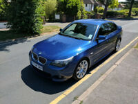 BMW 535D 2008 LCI version 286bhp Twin Turbo - 1 Previous Owner - £8k options