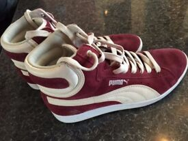 PUMA AMAZING CONDITIONS ONLY £9!!!!SIZE 5