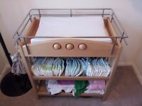 Mamas & Papas changing table for sale