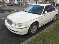 2001 Rover 75 Classic 1.8 petrol full service historey