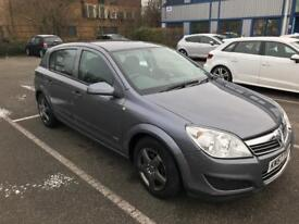 Vauxhall Astra 1.6 with low mileage