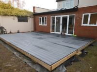 Composite Decking, Home and Garden Maintenance. Excellent Rates. 34 Years Experience.